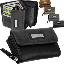 TOM TAILOR Damen Geldbeutel Brieftasche Geldbörse Portemonnaie Geldtasche T-LOGO