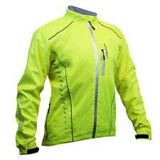 Impsport Drycore Impermeabile & Antivento Giacca Ciclismo-Hi Vis Giallo