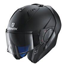 Shark EVO-ONE 2 Blank Modular Helmet Matte Black