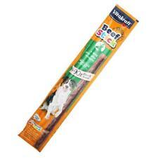 Vitakraft BeefStick WITH GAME Meat Beef Sticks Dog Puppy Treats Sugar Free 12g