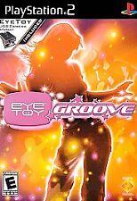 EyeToy: Groove Bundle (Sony PlayStation 2, 2004)