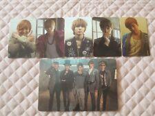 SHINee 4th Mini Album Sherlock Photocard Full Set SMTOWN KPOP