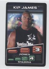 2008 GDC TNA DVD Board Game Cards Stars #KIJA Kip James Wrestling Card