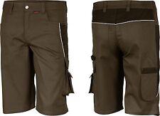 Arbeitsshorts braun beige kastanie 42-64 Bermuda Kurze Hose Shorts Arbeitshose