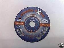 10.2cm (100mm) Sottile taglio / per taglio DISCHI x 5