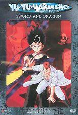 Yu Yu Hakusho, Vol. 17: Sword and Dragon DVD
