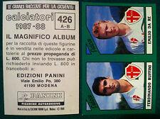 CALCIATORI 1987-88 87-1988 n 426 PADOVA SERIE B - Figurine Panini con velina