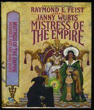 Feist & Wurts: Mistress of the Empire HB/DJ 1st/1st (1992)