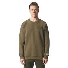 adidas White Mountaineering Crew Sweatshirt 100% Cotton Everyday