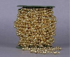 15m/roll Plastic Pearl String Beads Party Wedding Decor Christmas Tree Decor