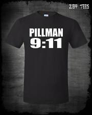 Brian Pillman 90s Wrestling Legend Shirt WWF WCW WWE ECW 911 Loose Cannon