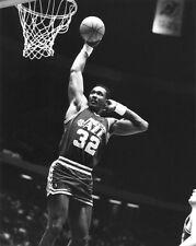 Utah Jazz KARL MALONE Glossy 8x10 Photo NBA Basketball Print Poster