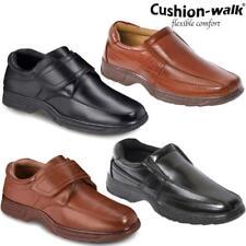 Mens Cushion Walk Ultra Lightweight Slip On Casual Walking Boat Driving Shoes Sz