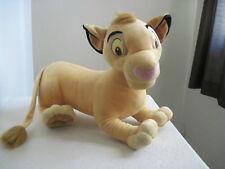 Giant Disney SIMBA from Lion King Plush Stuffed Animal