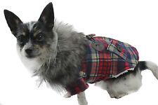 Mantel Hundejacke Hundemantel Jacke S M L XL Hund Winter warm Dicker Kragen