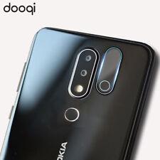 Nokia 6.1 Plus (Nokia X6) Premium Rear Camera Lens Tempered Glass Film Protector