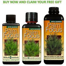 Palm Focus 100ml, 300ml, 1 litre Free Gift