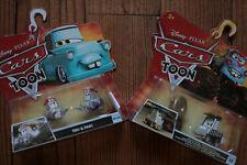 Cars Toon Pixar Disney Pitty ou Teki Paki