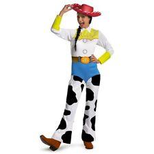 Jessie Costume Adult Toy Story Halloween Fancy Dress