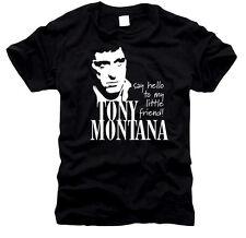 Tony Montana Scarface Al Pacino - T-Shirt - Gr. S bis XXXL