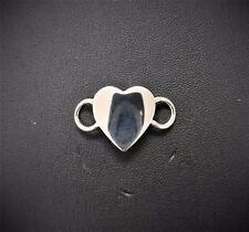 LeStage Convertible Clasp - Engravable Heart (Sb5482)