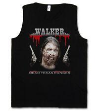 DEAD TEXAS RANGER TANK TOP VEST - The Walking Daryl Dixon Dead Chuck Norris