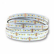 LED Streifen 9.6W/m 24V 280leds/m CRI90 CCT IP20 Strips