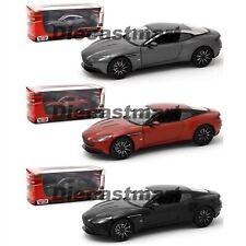 MOTORMAX 79345 ASTON MARTIN DB11 1:24 DIECAST CAR BLACK / COPPER / METALLIC GREY