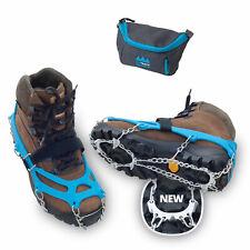 VERIGA Ice Track - Schuhkrallen Eiskrallen Schuhspikes Schuhketten Spikes 33-48