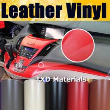Grain Leather Pattern Film PVC Adhesive Vinyl Car Furniture Wrap Sticker Decal