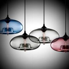 Loft Style Glass Ball Pendant Lights Hanging Lamp Edison Chandelier Bar Lighting