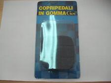 gommini copripedali lancia thema fiat croma alfa romeo 164 rubber pedal covers