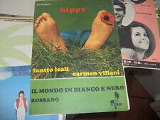 SPARTITO SANREMO '70 LEALI VILLANI HIPPY ROSSANO EX