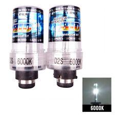 2pc 35W D2S/D2C Xenon Car Motorbike Replacement HID Headlight Light Lamp Bulb