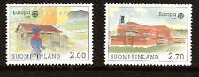 FINLAND # 817-818 MNH Europa Rural Scenery