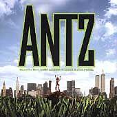 Original Soundtrack : Antz CD (1998)