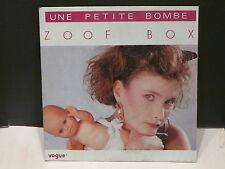 ZOOF BOX Une petite bombe ( JEAN YVES LAFESSE / ALAIN MANARANCHE ) 101910