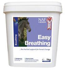 Naf una facile respirazione per Cavalli effetti benefici sull'integrità tessuto polmonare