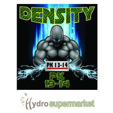 DENSITY ULTIMATE PK 13-14, BOOST, BUD ENHANCER, YIELD & WEIGHT GAINER,