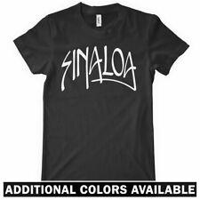 SINALOA Handstyle Women's T-shirt - Mexico Culiacan Mazatlan Banda Corrido S-2XL