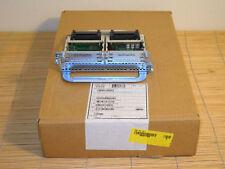 NEU Cisco NM-HD-2V 2-Slot 8-Channel HD Voice Network Module NEW OPEN BOX