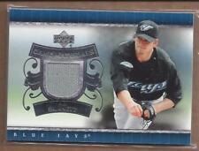 2007 Upper Deck UD Game Materials Jersey Baseball Card Pick