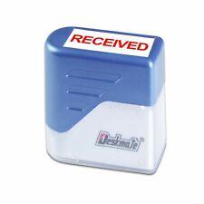 Recibido-para armar uno mismo de Oficina Negocios deskmate Sello Goma Auto Entintado Kit