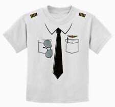 Children's Pilot Uniform T-Shirt