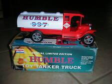 1994 Exxon Humble Motor Oil 997 Toy Tanker Truck - NIB