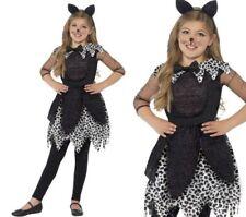 LUSSO Midnight gatto ragazza costume Halloween GATTINO GATTINO Vestito