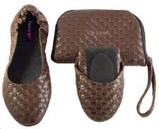 Replier pompes, pliable chaussures, ballet pumps, ballerine flats
