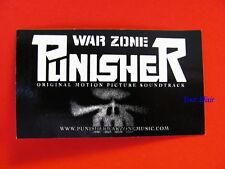 The PUNISHER War Zone Soundtrack Slayer Case Sticker