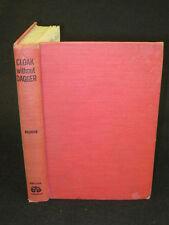 Sir Percy Sillitoe  CLOAK WITHOUT DAGGER  Illustrated  Abelard-Schuman c. 1955