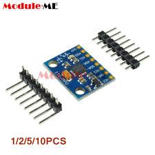 1/2/5/10PCS 3 Axis Gy-521 Gyroscope Accelerometer MPU-6050 Raspberry Pi Arduino